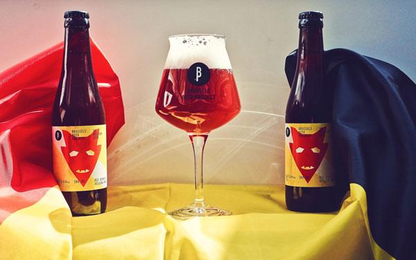 Le Brussels Beer Project Pigalle célèbre le foot avec la Go Belgium
