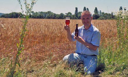 Patrice Pobel crée sa marque de bière Aindinoise en 24 heures !