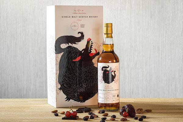 Scottish Folklore Whisky Series Cu-Sith de Cask 88