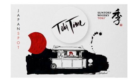 Pour son nouveau whisky, Suntory invite au Toki Time au Perchoir à Paris