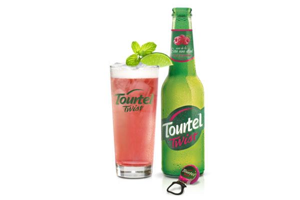 Le nouveau rituel de consommation avec la Tourtel Twist Framboise
