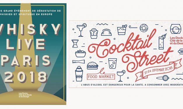 Réservez vos billets pour la 15e édition du Whisky Live Paris