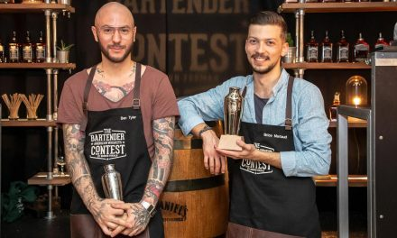 Brice Martaud remporte le Bartender Contest by Brown Forman 2018