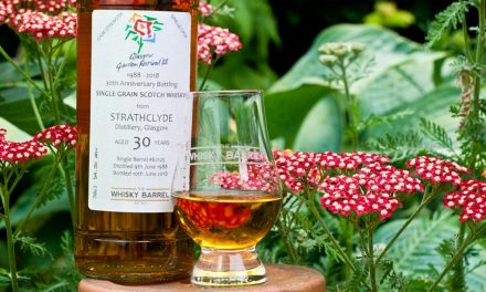 Strathclyde 30 ans, single grain en exclusivité chez The Whisky Barrel