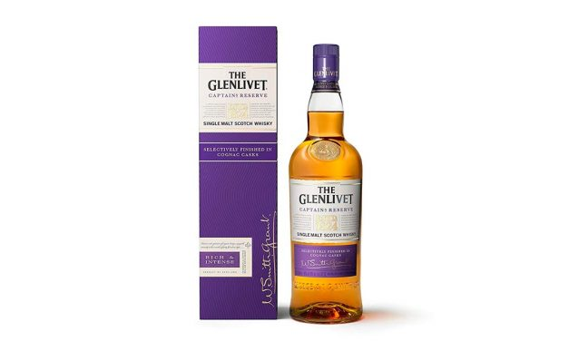 Captains Reserve, le cognac finish de The Glenlivet