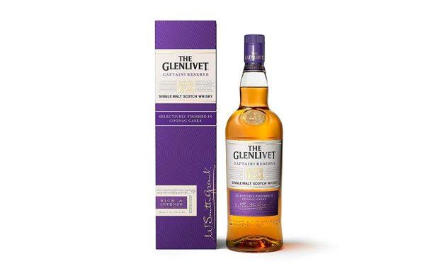 Captains Reserve, le cognac finish de The Glenlivet