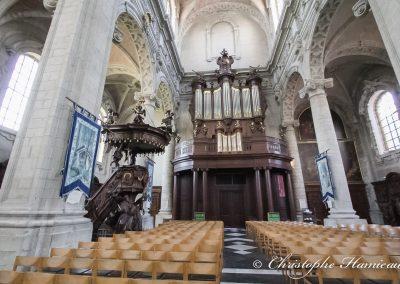 L'orgue de l'Abbaye de Grimbergen