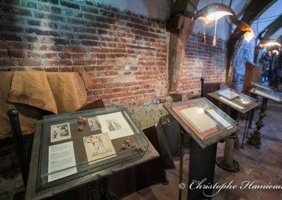 Dans le Musée de la Bière de Grimbergen