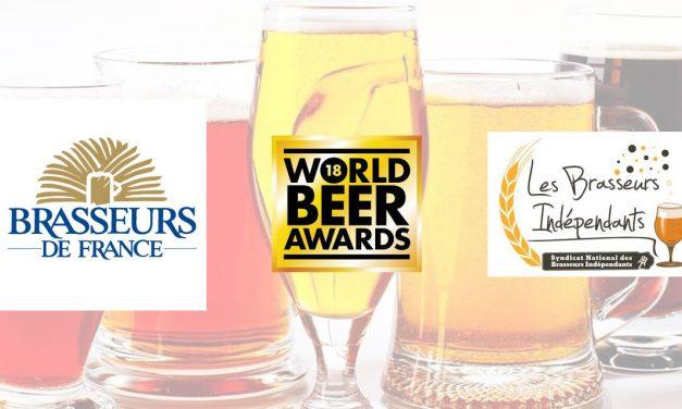 Indépendants ou pas, les brasseurs Francais récompensés aux World Beer Awards 2018