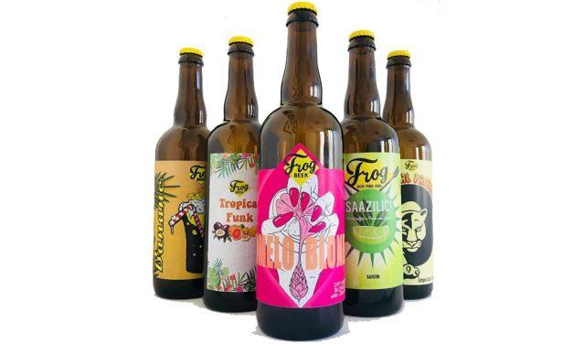 5 bières bientôt chez Frog après la Battle of the Brewers 2018