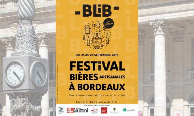 Le Festival Bières Libres et Indépendantes à Bordeaux est pour bientôt !