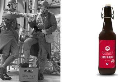 Ligne Rouge, la bière en hommage au centenaire de la fin de la Grande Guerre