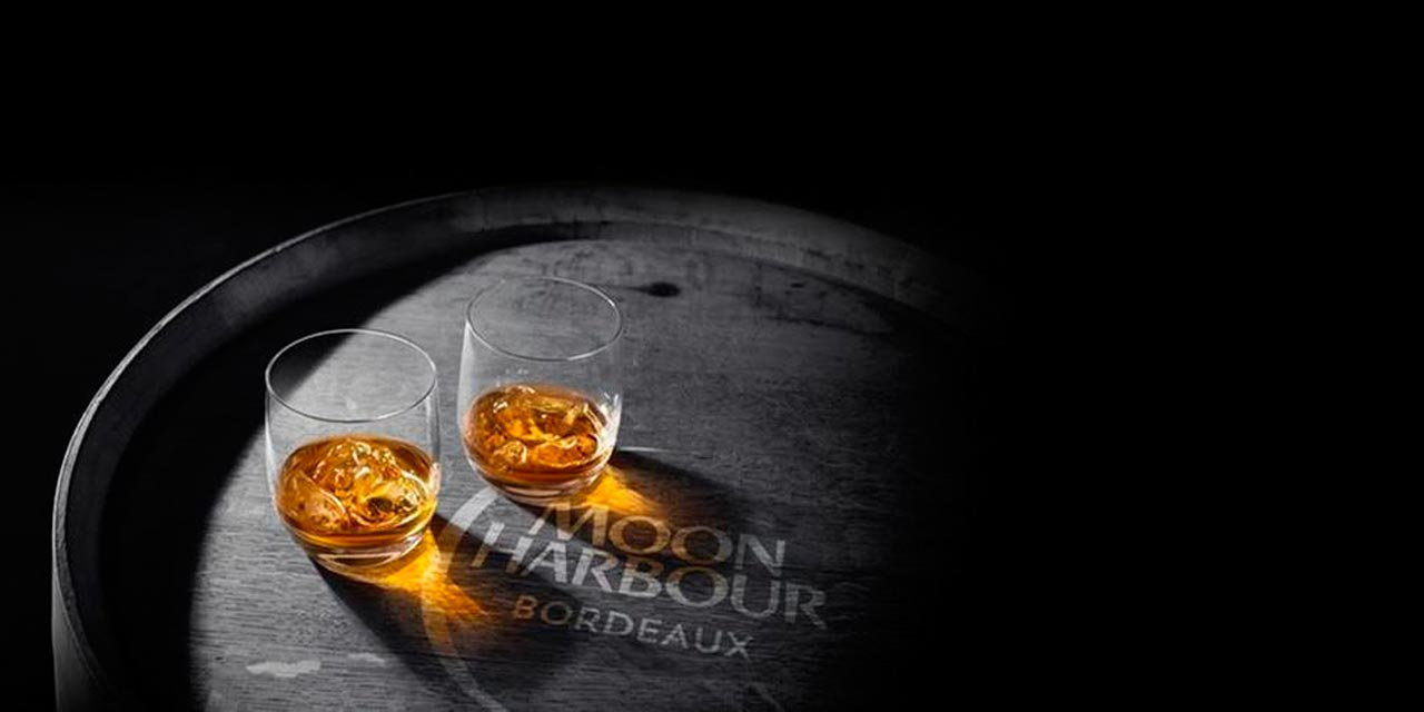 A Bordeaux la distillerie Moon Harbour lève plus d'1 million d'euros