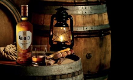 Grant's lance son Rum Cask Finish