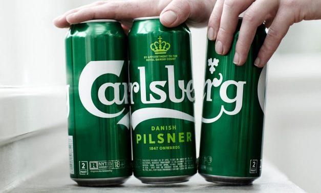 Carlsberg innove avec le Snap Pack pour réduire de 1.200 tonnes ses emballages en plastique