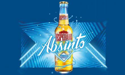 Desperados lance Absinto, édition limitée aux notes d'absinthe