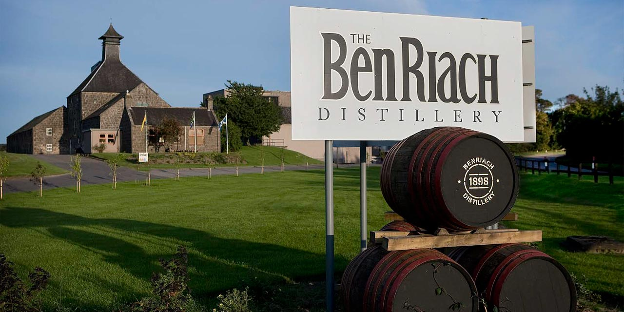 The BenRiach Distillery, l'art de l'expérimentation en Speyside