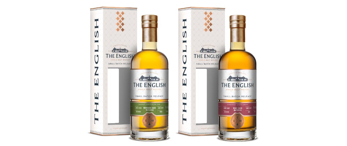 Editions limitées English Whisky Co.