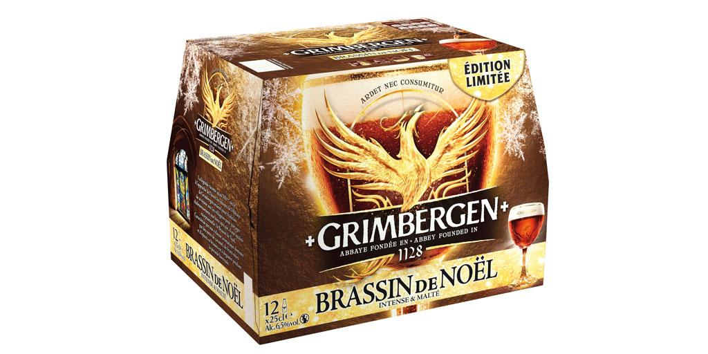 Le brassin de Noël de Grimbergen de retour