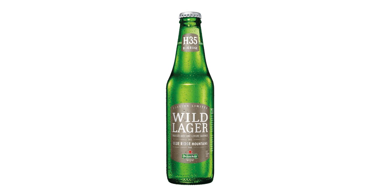 H35 Wild Lager Blue Ridge Mountains