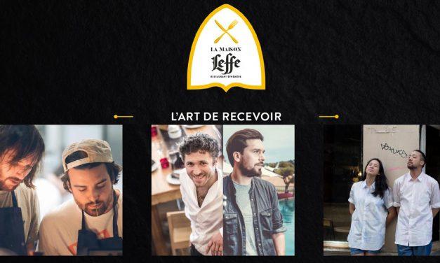 La Maison Leffe est de retour à Paris du 25 au 30 octobre