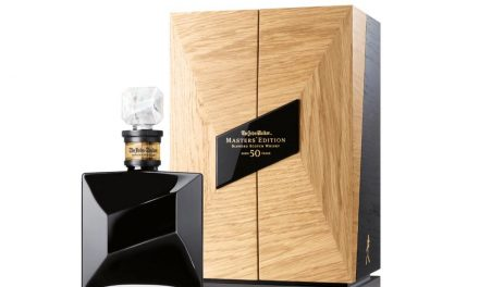 The John Walker Master's Edition, premier 50 ans d'âge chez Johnnie Walker