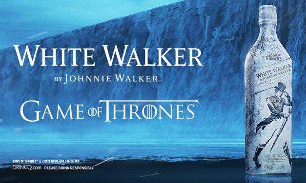 Le whisky White Walker, en référence à la série Game of Thrones, est disponible !