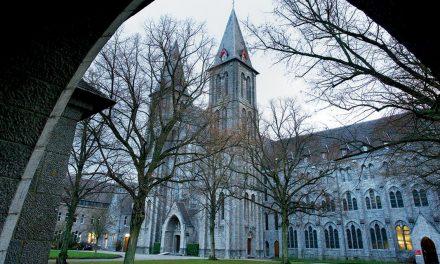 Festivités de fin d'année à l'Abbaye de Maredsous