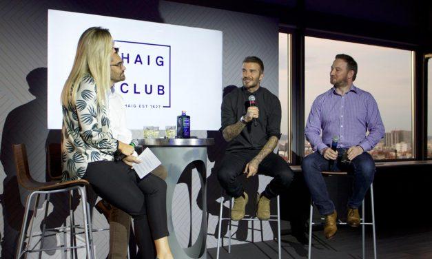 Haig Clubman, le whisky de David Beckham disponible en France