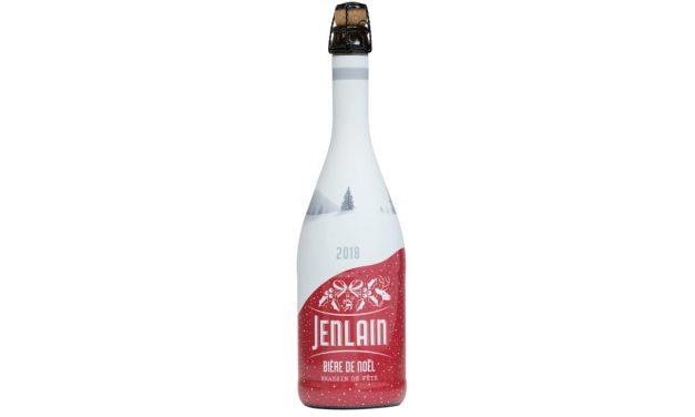 Une belle Jenlain Bière de Noël – Brassin de Fête 2018