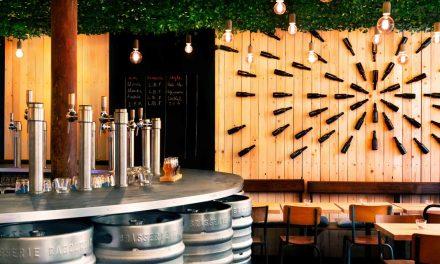 Le Bar Fondamental a ouvert ses portes dans le quartier Pigalle à Paris