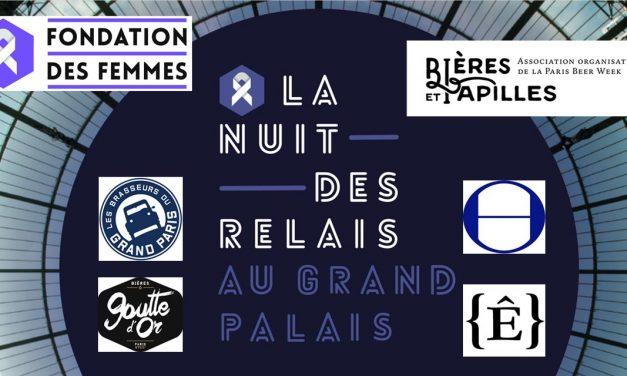 Bières & Papilles participe à la Nuit des Relais 2018