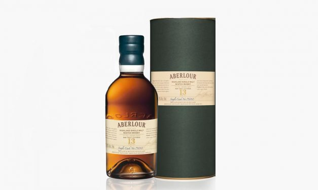 Un Aberlour 13 ans single cask en exclu chez Whisky Lodge Lyon