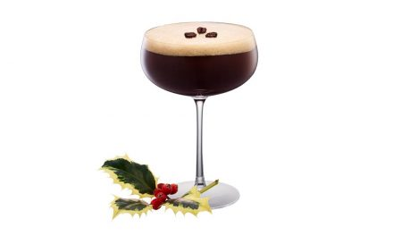Cocktail Clubman Winter Spiced Espresso