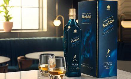 Johnnie Walker Blue Label Ghost & Rare Port Ellen en coffret exclusif