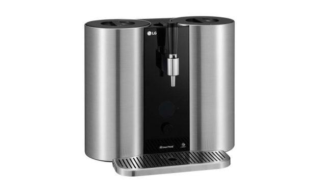 LG va lancer une machine de brassage à domicile, à capsules !