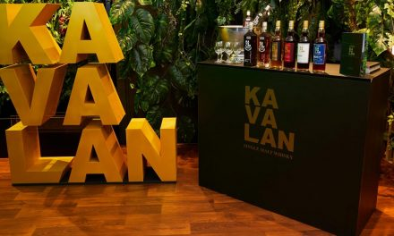 Pop-Up Kavalan au Golden Promise à Paris