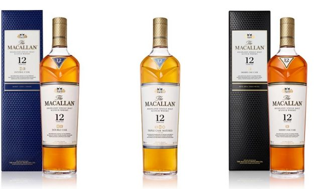 La Trilogie 12 ans de The Macallan