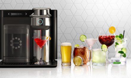 Bière et cocktails en capsules !