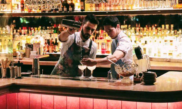 Le No Entry la joue «eroticool» avec une carte de classics cocktails revisités à l'italienne