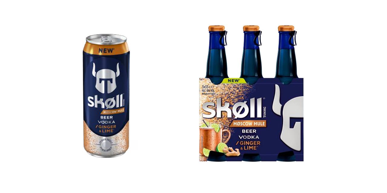 Skøll arrive dans une nouvelle référence: Moscow Mule