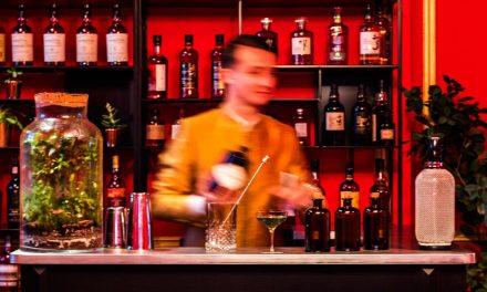 Cocktails au Glenfiddich et avec vue au Shangri-La Paris