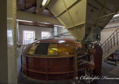 Le mashtun au dôme de cuivre