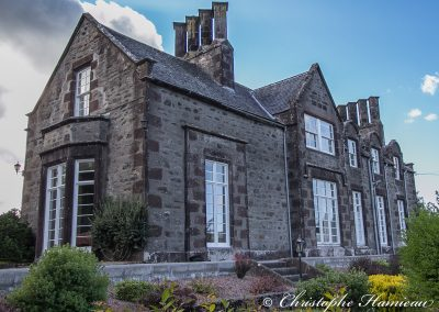 La maison de The GlenDronach Distillery