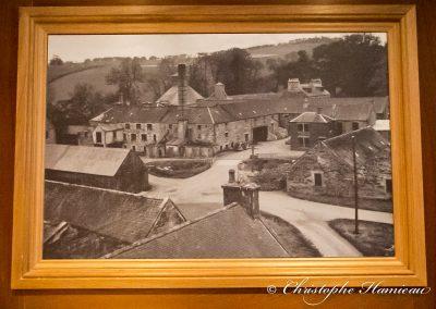 La distillerie The GlenDronach dans les années 1900