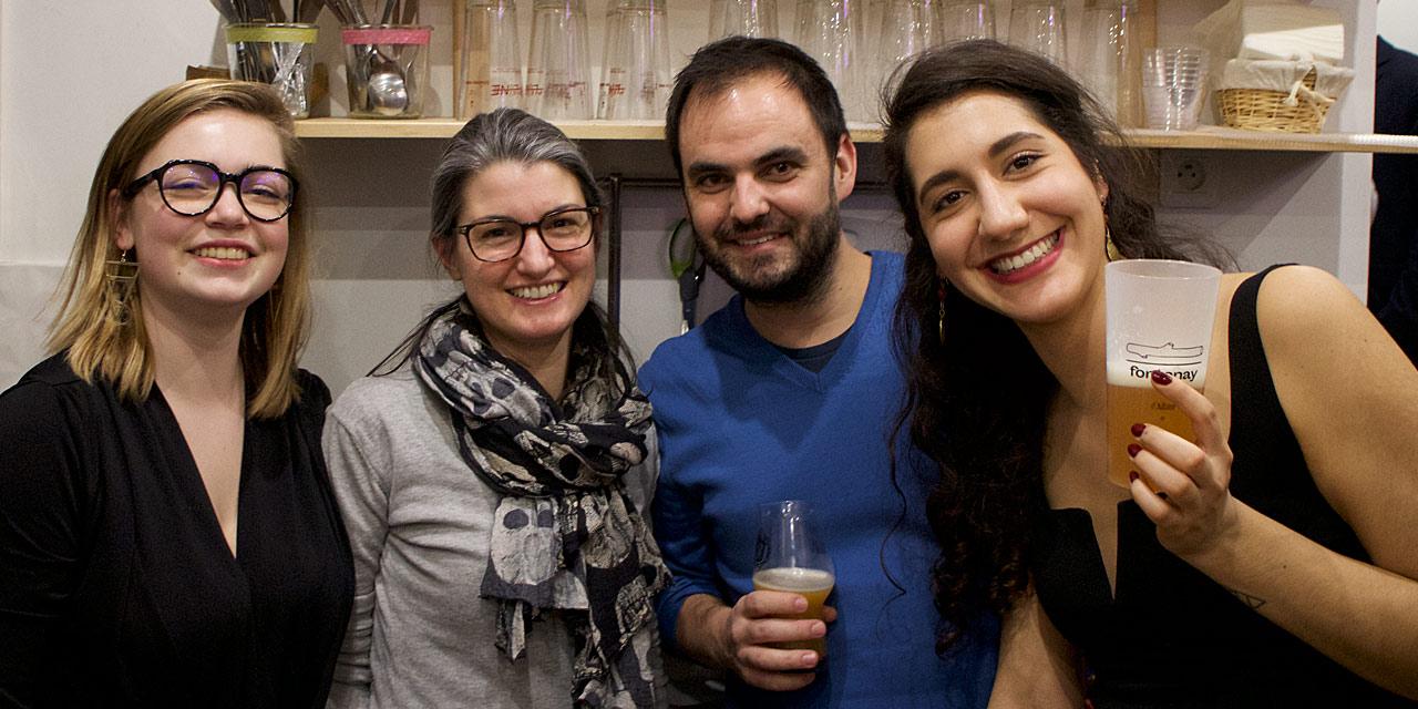 Mozaïc, nouvelle cave à bière Parisienne