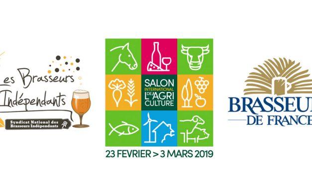 Les brasseurs français au Salon de l'Agriculture de Paris