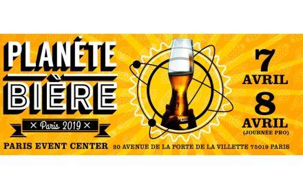 Planète Bière, plus grand et à la Porte de la Villette
