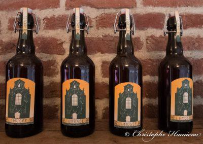 La bière L'Amusée du lycée Biotech' de Douai