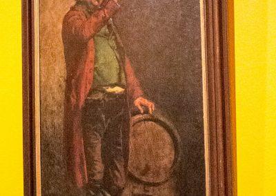 Le Buveur de Gustave Brion